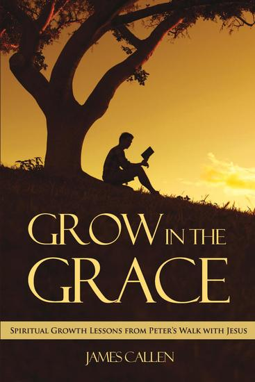 Grow in the Grace - cover