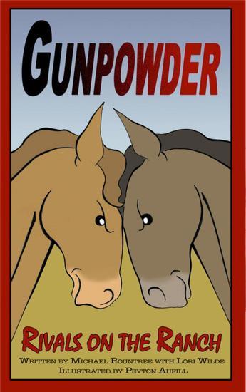 Rivals on the Ranch - Gunpowder #3 - cover