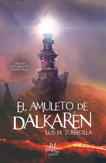 El amuleto de Dalkarén - cover