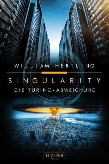 Die Turing-Abweichung - SciFi-Thriller - cover