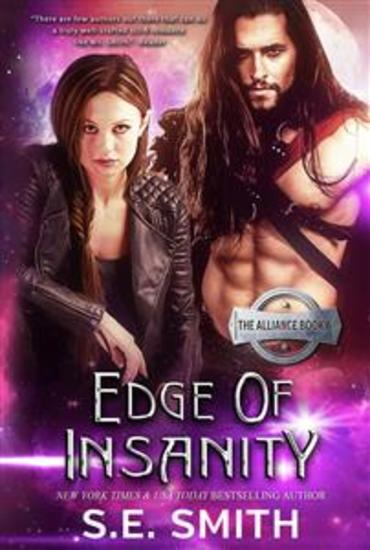 Edge of Insanity - The Alliance Book 6 - cover