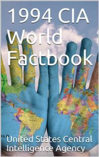 The 1994 CIA World Factbook - cover