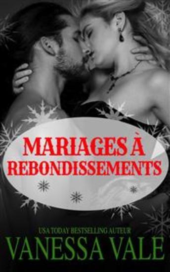 Mariages à rebondissements - cover