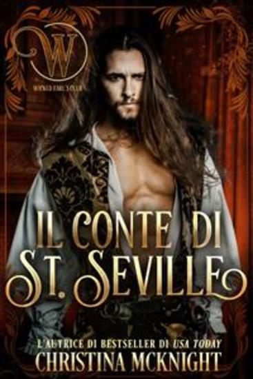 Il Conte Di St Seville - cover