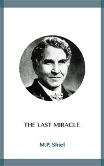The Last Miracle - cover