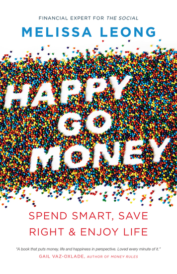 Happy Go Money - Spend Smart Save Right and Enjoy Life - cover