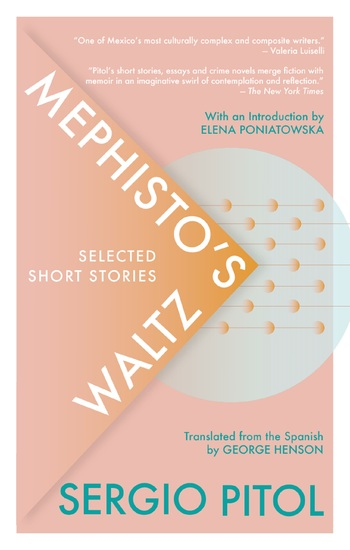Mephisto's Waltz - Selected Short Stories - cover