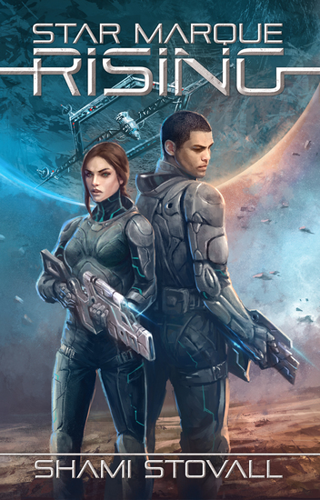 Star Marque Rising - cover