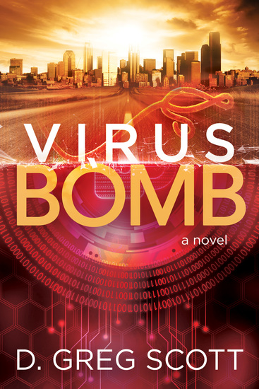 Virus Bomb - A Novel - cover