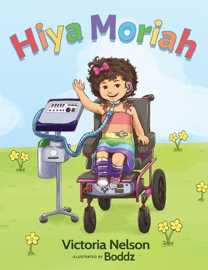 Hiya Moriah - cover