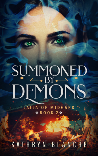 Summoned by Demons - cover