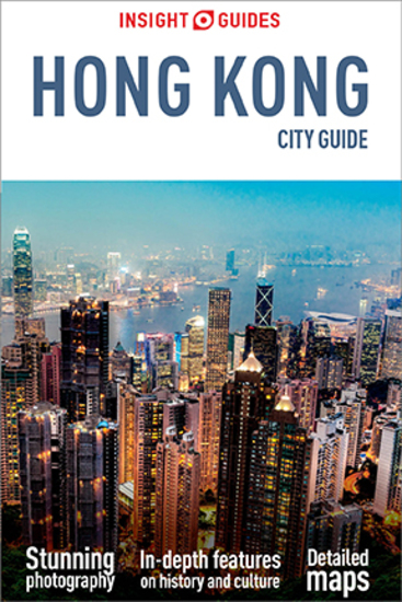 Insight Guides City Guide Hong Kong - cover