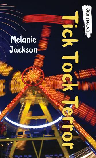 Tick Tock Terror - cover