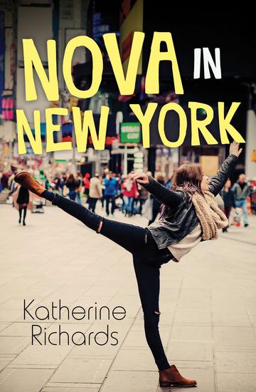 Nova in New York - cover