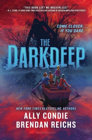 The Darkdeep - cover