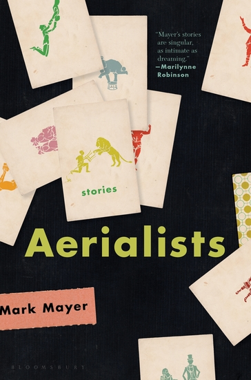 Aerialists - Stories - cover