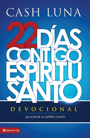 Contigo Espíritu Santo - Devocional - cover