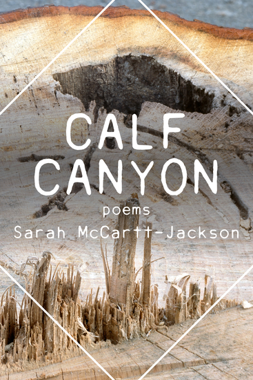 Calf Canyon - Poems - cover