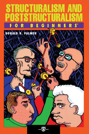 Structuralism and Poststructuralism For Beginners - cover