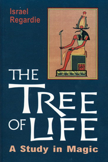 The Tree of Life - A Study in Magic - cover