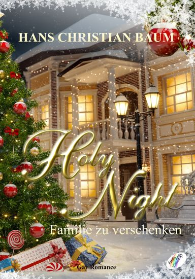 Holy Night - Familie zu verschenken - cover