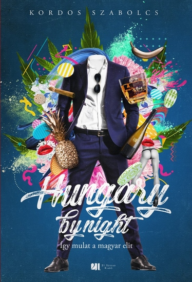 Hungary by Night - cover