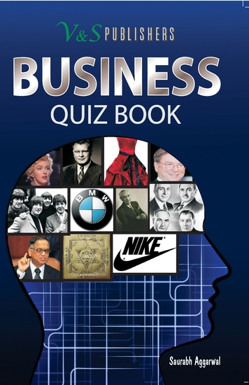 Business Quiz Book - Polish your business knowledge through quizzes - cover
