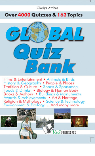 Global Quiz Bank - Everything an educated person is expected to know about people and the world in Quiz form - cover