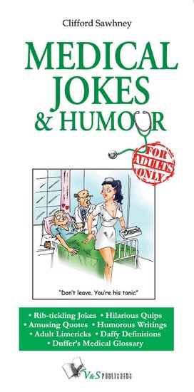 Medical Jokes & Humour - Fertile jokes to keep you in good humour - cover