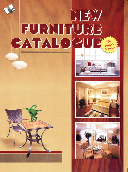 New Furniture Catalogue - Latest furniture styling for homes & offices - cover