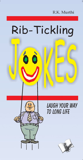 Rib-Tickling Jokes - Laugh your way to long life - cover