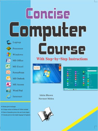 A Youngsters Guide - Computer and IT in nut-shell - cover