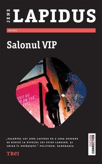 Salonul VIP - cover