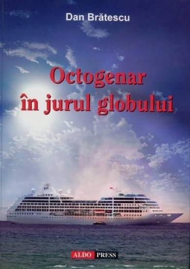 Octogenar in jurul globului - cover