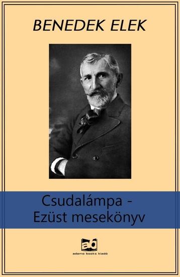 Csudalámpa - Ezüst mesekönyv - cover