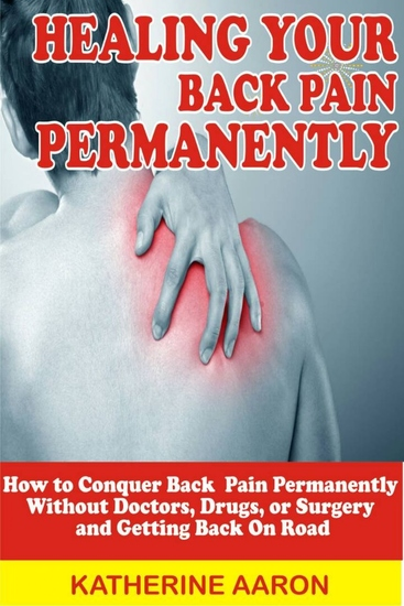 Healing Back Pain - Understanding Back Pain Lies Myths and Confusion - cover