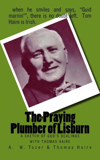 The Praying Plumber of Lisburn - cover