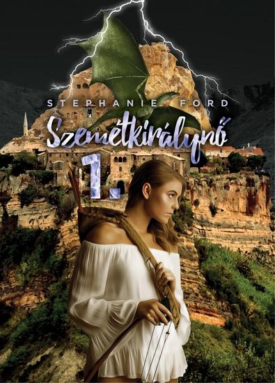 Szemétkirálynő 1 - cover
