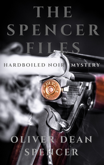 The Spencer Files - cover