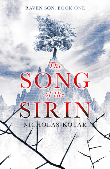 The Song of the Sirin - cover