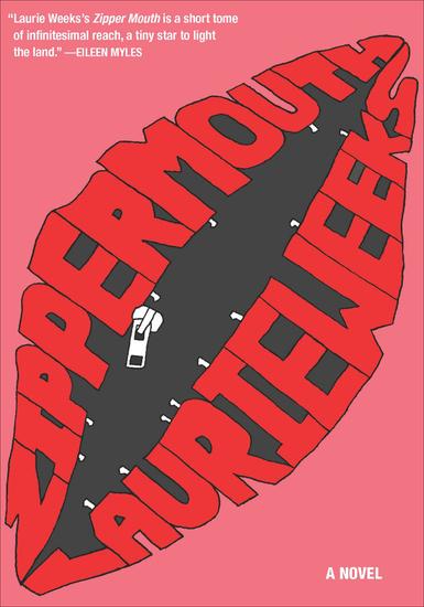 Zipper Mouth - A Novel - cover
