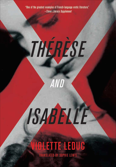 Thérèse and Isabelle - cover