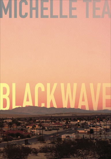 Black Wave - cover
