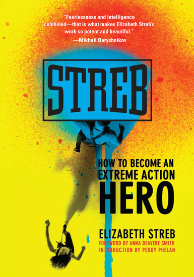 Streb - How to Become an Extreme Action Hero - cover