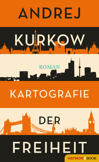 Kartografie der Freiheit - Roman - cover