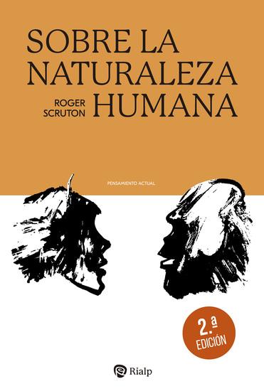 Sobre la naturaleza humana - cover