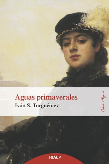 Aguas primaverales - cover