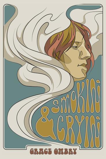 Smokin' & Cryin' - cover