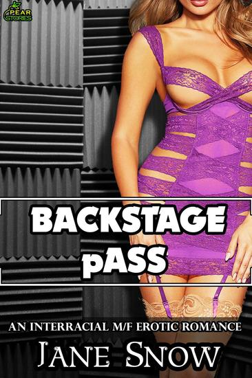 Backstage Pass - cover
