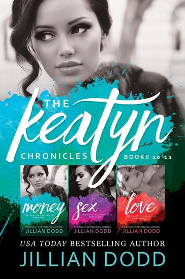 The Keatyn Chronicles: Books 10-12 - The Keatyn Chronicles Series - cover